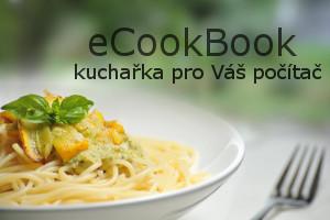 eCookBook - elektronická kuchařka pro Váš počítač