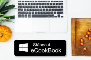 eCookBook - stáhnout kuchařku